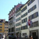 Das Widder Hotel in Zürich steht unter einem guten Stern