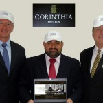 CUTTING EDGE TECHNOLOGY FOR NEW 'CORINTHIA HOTELS' WEBSITE