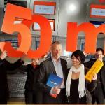 Easyjet: 50 Millionen Passagiere jährlich