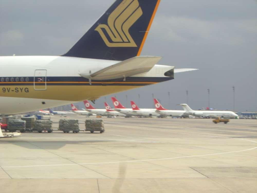 Mit Singapore Airlines ab 729 Euro nach Asien