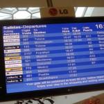 Flugverspätungen in Deutschland: Auf diesen Strecken gibt es die meisten Probleme