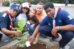 Green Force Curaçao: Stark für eine grüne Insel
