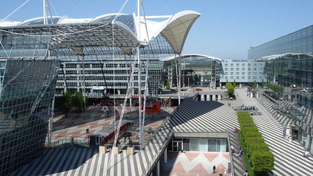 Entwicklung eines Smart City Konzepts am Flughafen München