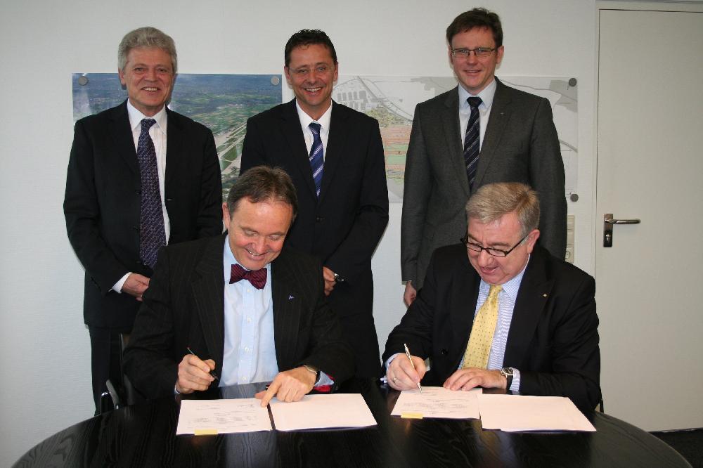 Flughafen Stuttgart startet Beratungs-Kooperation mit Fraunhofer IAO