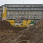 Umfangreiche Renovierung im Düsseldorfer Grandhotel
