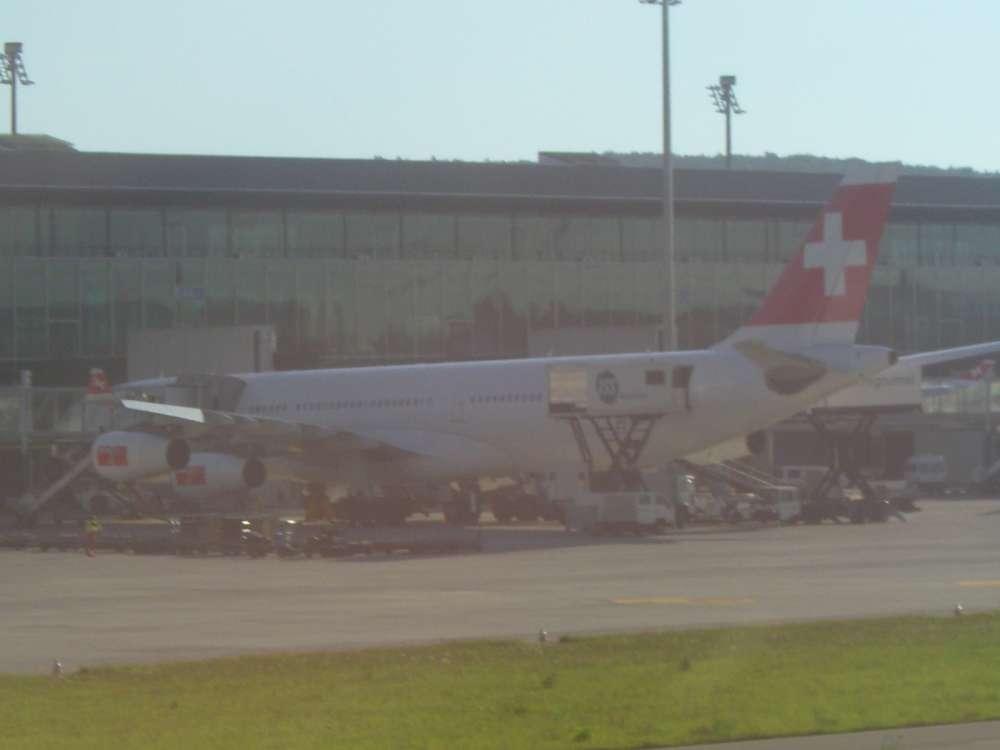 Swiss mit optimiertem First Class Service