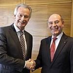 Vom ZDF-Star zum Luftverkehrspräsident: Anchorman Klaus-Peter Siegloch wird Chef-Lobbyist der deutschen Flugwirtschaft