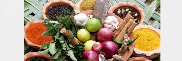 Heilender Genuss mit ayurvedischer KücheHeilender Genuss mit ayurvedischer Küche