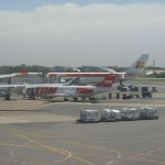 Brazilian Airlines TAM and TRIP with codeshare agreement