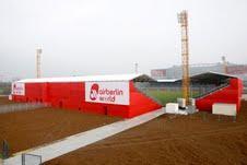 Air Berlin ist Namensgeber für die mobile Arena in Düsseldorf