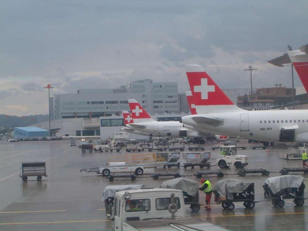 Airport Zürich: Terminal 2 erhält ein neues Kleid