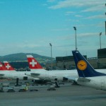 Am Flughafen Zürich in die Zukunft reisen