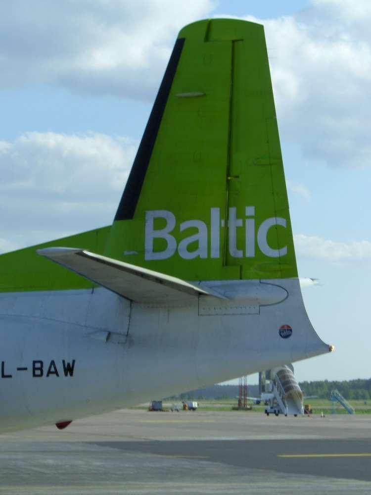Air Baltic: Bonuspunkte von Baltic Miles für Japan spenden