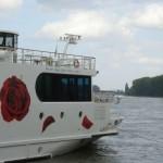 Bravo BRAVA! A-ROSA begrüßt jüngsten Flussflottenzuwachs und tauft die A-ROSA BRAVA in Frankfurt am Main