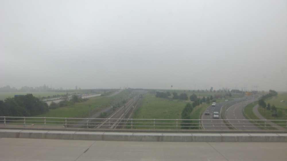 Leipzig/Halle Airport: zweite Rollbrücke Ost wurde in Betrieb genommen