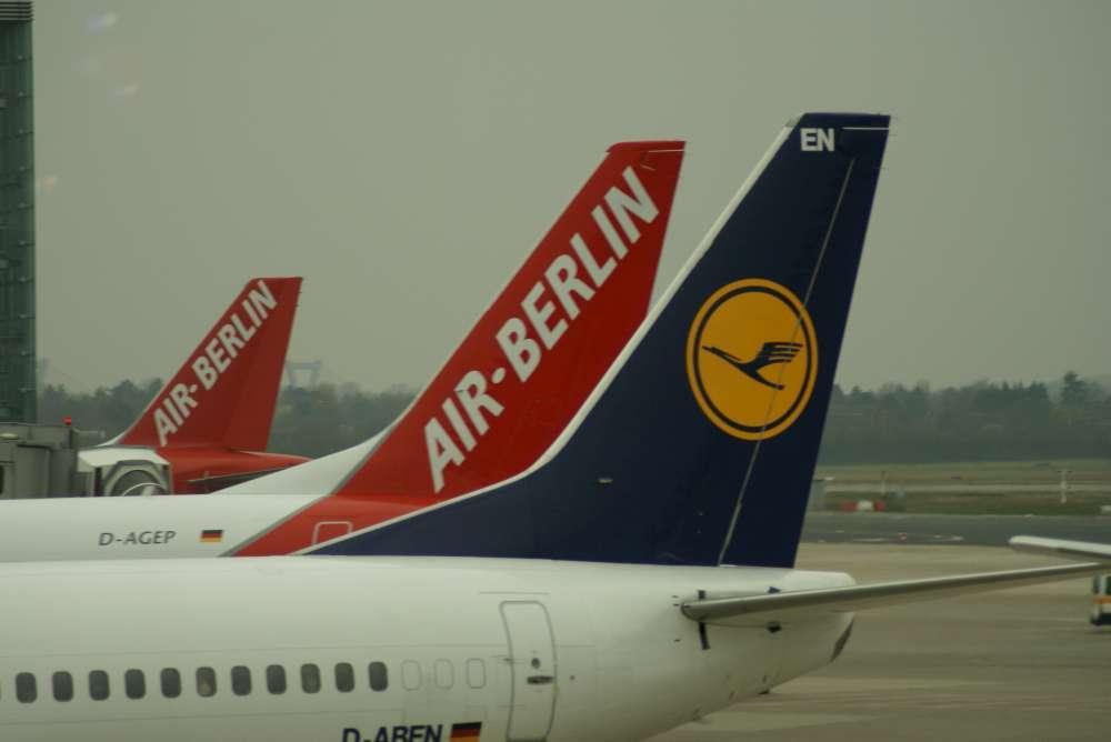 Easyjet auch im nächsten Winter noch billig – Germanwings ab sofort bis zu 50 Prozent teurer