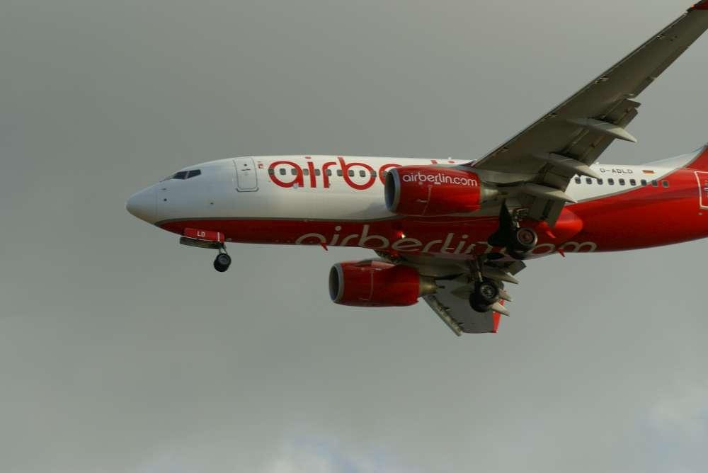 Air Berlin – offene Konfrontation mit dem Kunden