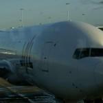 JAL fliegt wieder nach Sendai