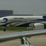 Air China startet neue Route nach Athen, Griechenland, der Stadt der violetten Krone
