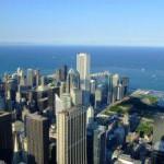 Guerilla-Marketingaktion: Nicht vorhandener Schmutz wirbt für Chicago