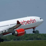 Air Berlin steigert Auslastung im April