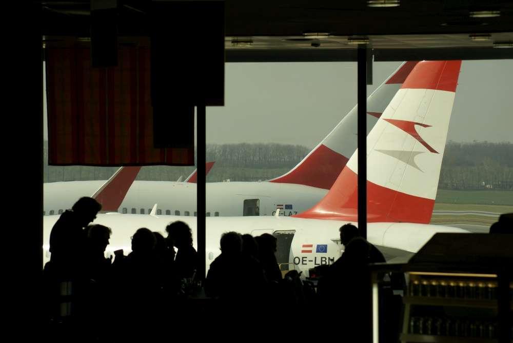 Austrian Airlines Verkehrsergebnis April 2011: Passagierplus von 15,6 Prozent im April