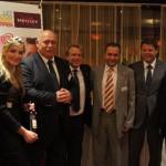 Jurys in Stuttgart und Nürnberg wählten die Grands Vins Mercure 2011/2012