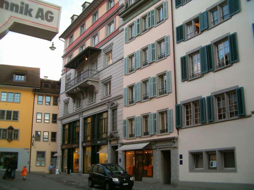 Mit dem Widder Hotel Zürichs romantische Seite entdecken