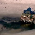 Schleswig-Holstein: Im Kinosessel über die Nordseeküste fliegen