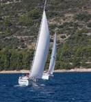 Flottillensegeln in Kroatien