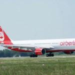 Airberlin: Mehr Passagiere und höhere Auslastung im Mai