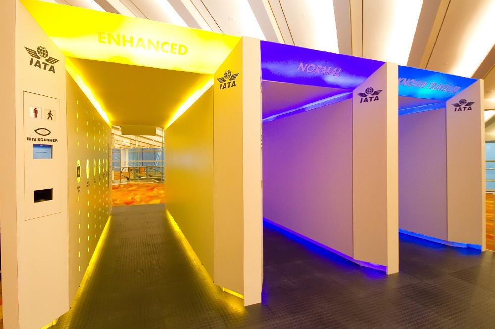 IATA Reveals Checkpoint of the Future