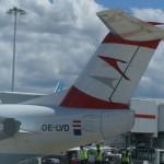 Austrian Airlines Verkehrsergebnis Mai 2011: Passagierplus von 1,1 Prozent im Mai