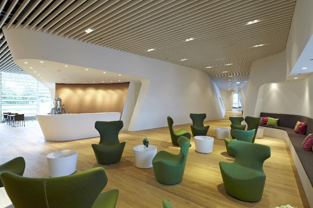 """""""VIP WING"""" bietet modernes Ambiente mit bayerischem Flair"""
