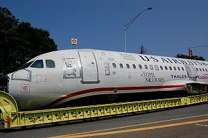 Wunderflugzeug vom Hudson River landet für immer in Charlotte