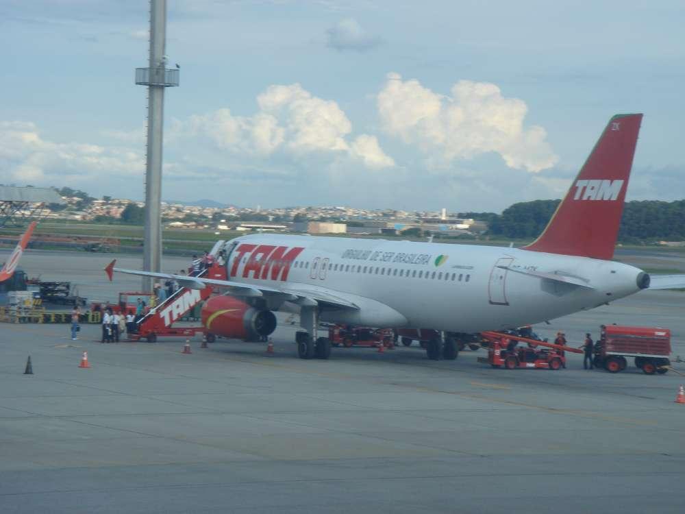 """TAM Airlines gewinnt den World Airline Award als """"Best Airline in South America"""""""