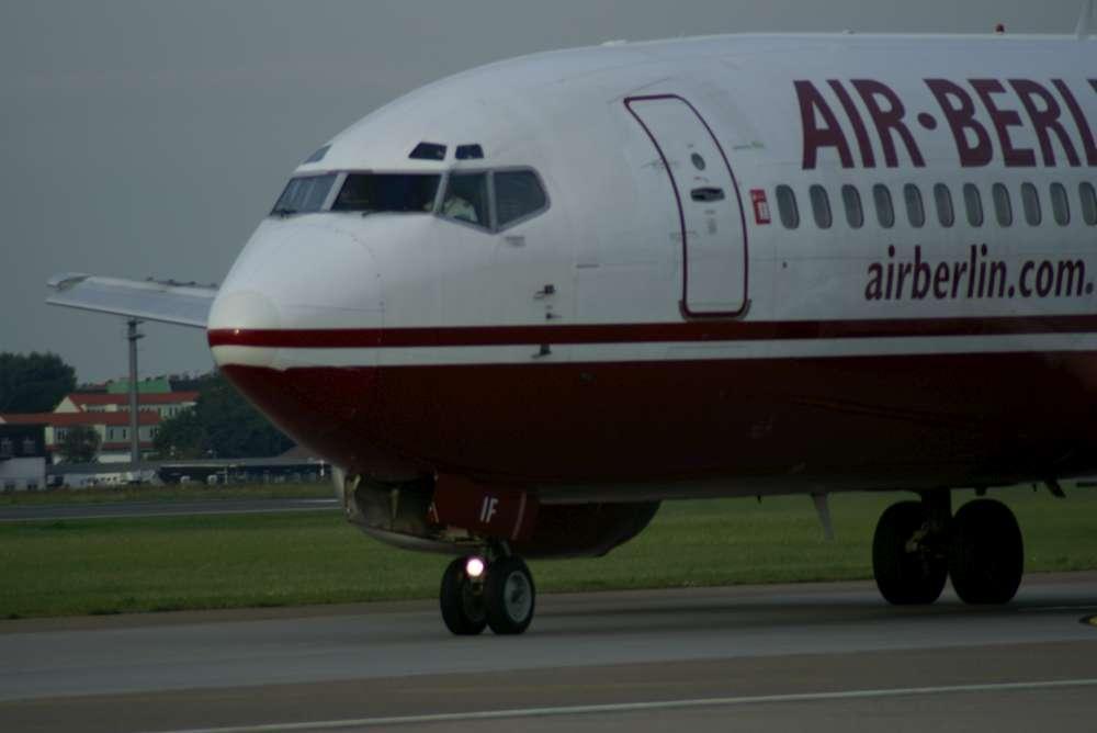 airberlin bietet günstige Urlaubsflüge für Kurzentschlossene