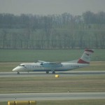 Austrian Airlines starten zusätzlichen Morgenflug zwischen Linz und Wien