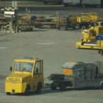 Lufthansa will Emissionen durch Leichtgewicht-Container reduzieren