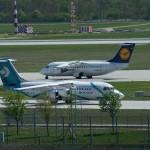 Lufthansa Konzern befördert mehr Passagiere im ersten Halbjahr 2011
