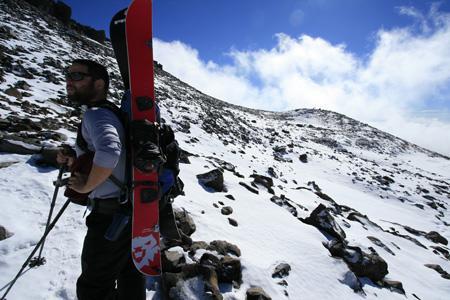 Ski- und Rodel gut in Washington State