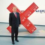 Harry K. Voigtsberger ist Kuratoriumsvorsitzender des NRW-Forum Düsseldorf