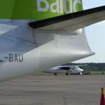 Air Baltic fliegt mit neuer Flugzeugflotte in die Zukunft