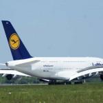 Lufthansa Airbus A380 trägt seit heute den Namen der Stadt Wien