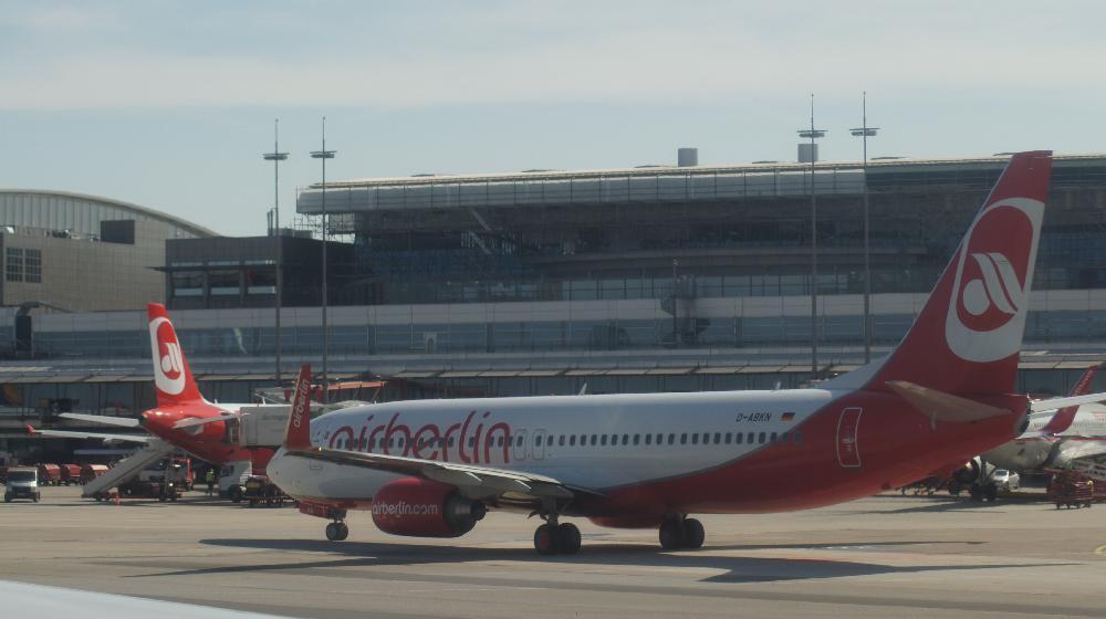 Air Berlin stärkt Business-Verbindungen an den Drehkreuzen