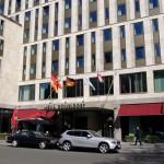 Melia Hotel Düsseldorf: zwei Jahre Meliá Düsseldorf – zwei Ausnahmekünstler – eine Leidenschaft