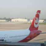 Airberlin mit Mini-Passagierplus im September