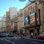 Madrid und der Film