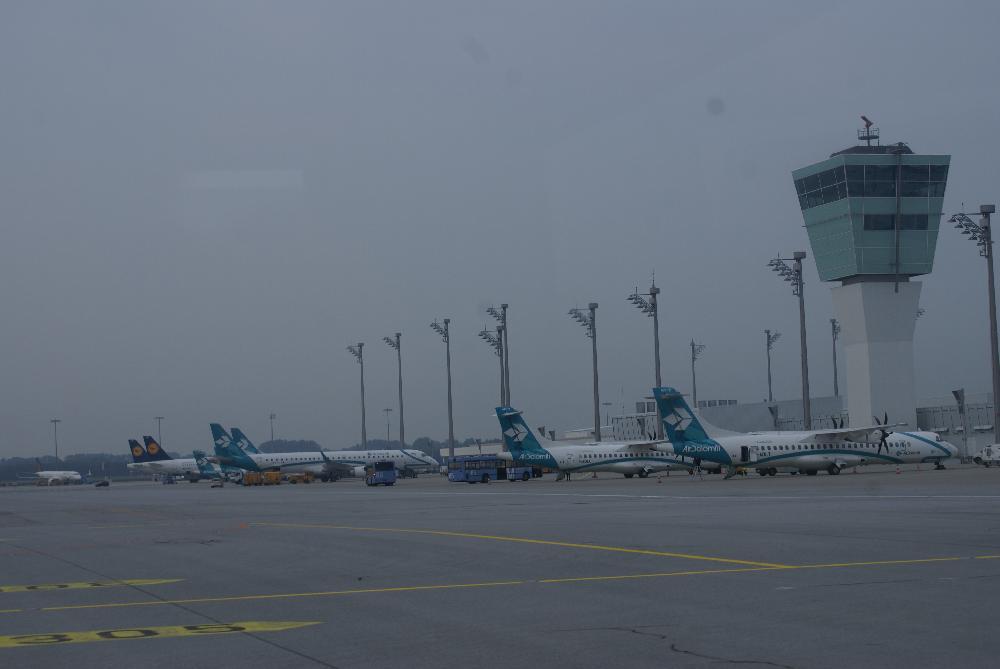Gewinn des Münchner Flughafens steigt 2017 auf die Rekordsumme von 155 Millionen Euro