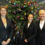 """""""Wish tree"""" im Hyatt Regency Düsseldorf  Weihnachtswünsche werden Wirklichkeit"""